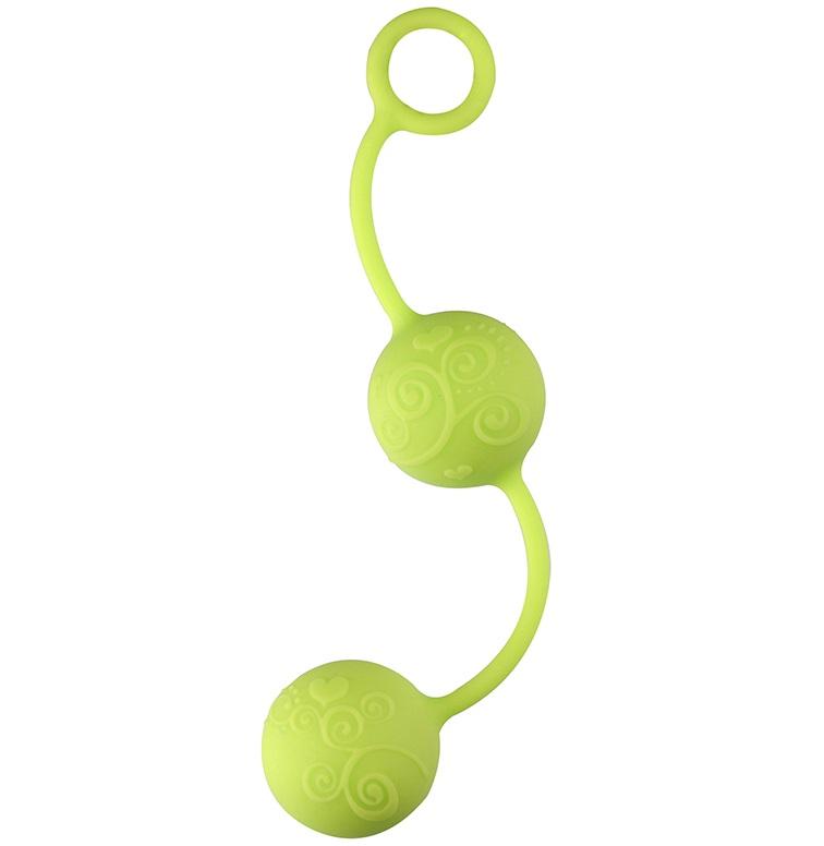 """dd20575 - Вагинальные шарики """"Pleasure Balls"""""""