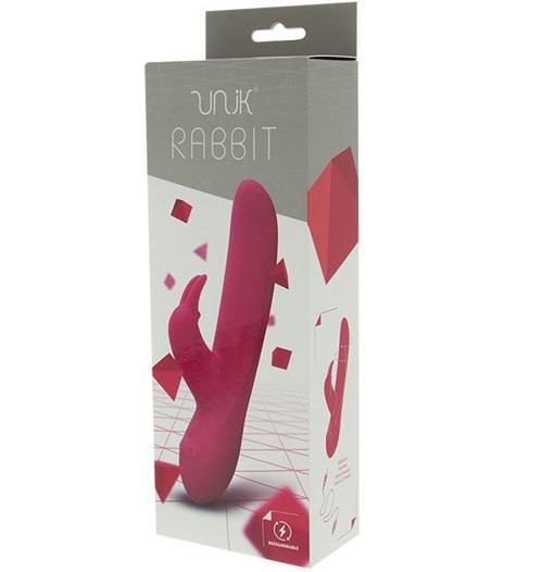 """dd50920 - Вибромассажер """"Unik - Rabbit"""""""