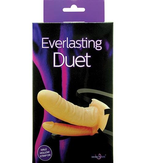 "dd50940 - Фаллопротез ""Everlasting Duet"""