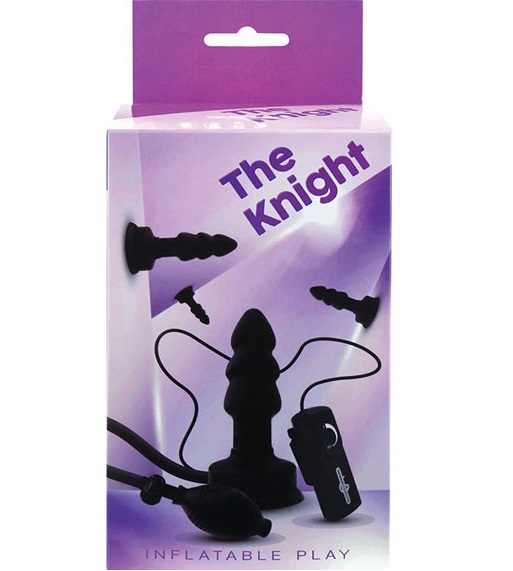 "dd50937 - Анальная пробка ""The Knight"""