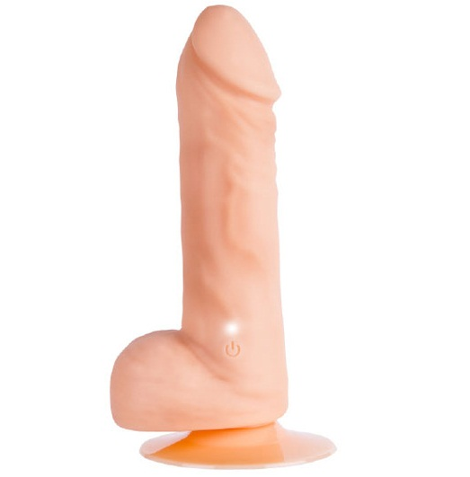 "dd21056 - Вибромассажер ""Purrfect Silicone Deluxe One Touch"""