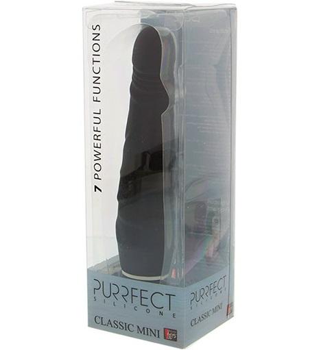 """dd21151 - Вибратор """"Purrfect Silicone Classic Mini"""""""
