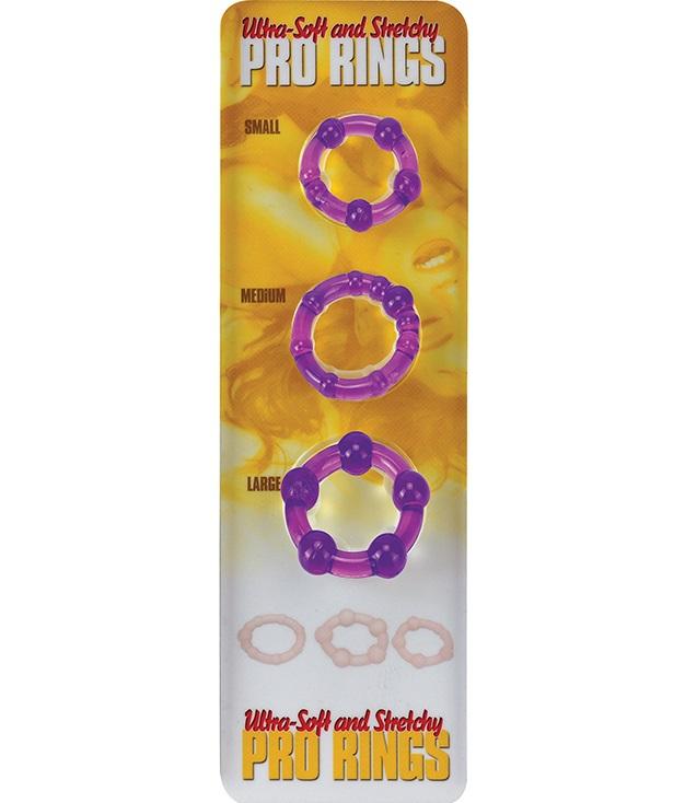 """dd50640 - Набор колец """"Pro Rings"""""""
