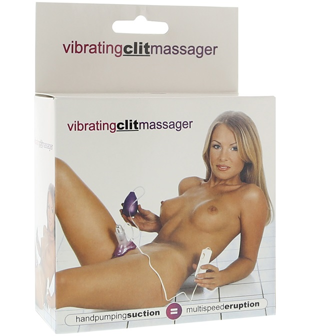 "dd50045 - Стимулятор клитора ""Vibrating Clit massager"""