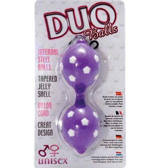 """dd50477 - Вагинальные шарики """"Duo Balls"""""""