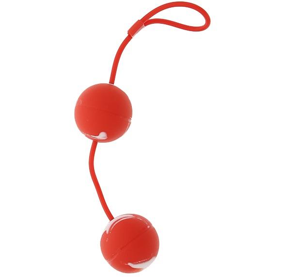 """dd50505 - Вагинальные шарики """"Marbilized Duo Balls"""""""