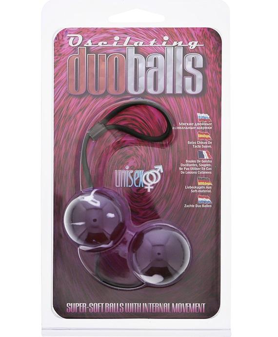 """dd50503 - Вагинальные шарики """"Marbilized Duo Balls"""""""