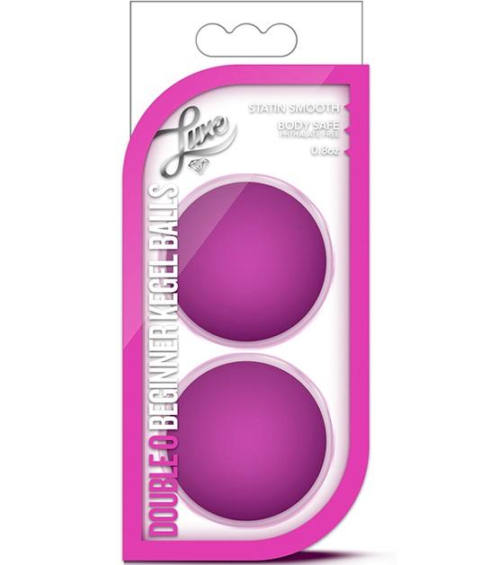 "t330606 - Вагинальный шарики ""Luxe Double O Kegelballs"""