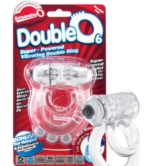 "t370031 - Эрекционное кольцо ""Double O"""