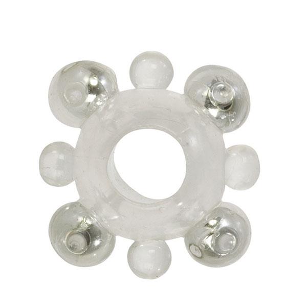 "t850215 - Эрекционное кольцо ""Enhancer Ring With Beads"""