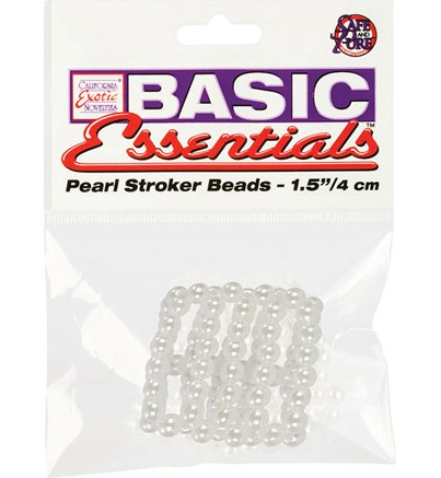 "t850217 - Насадка ""Pearls Stroker Beads - Small"""