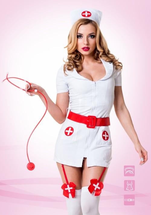 ki02210ML  - ki02210ML Похотливая медсестра (M/L)