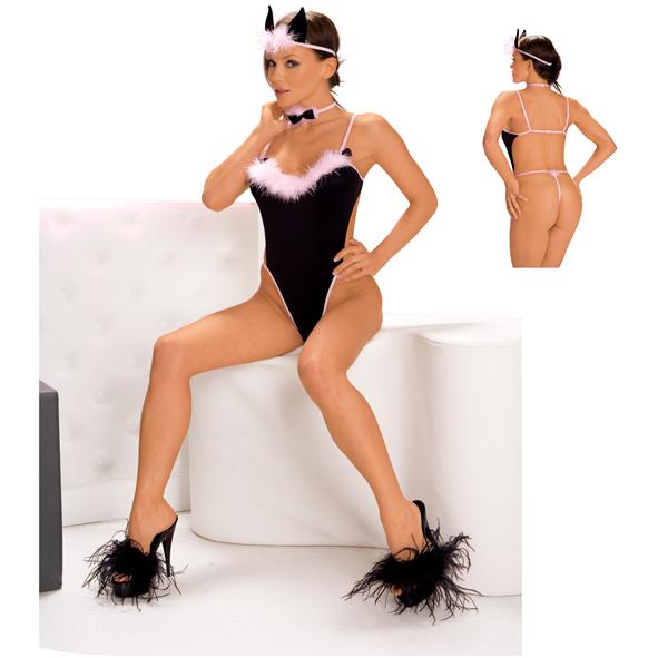 """r6352 - Игровой костюм """"Roxana - Cat Uniform"""""""