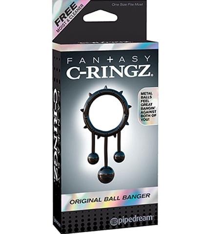 """dd44749 - Эрекционное кольцо """"Fan + Asy C-Ringz"""""""