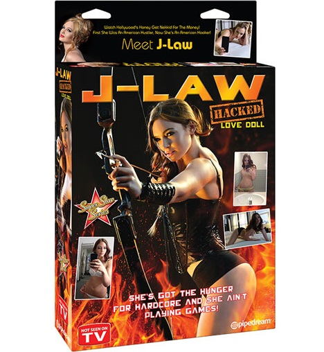 "dd44679 - Кукла ""J-Law"""