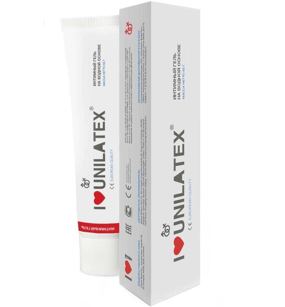 "con90010 - Любрикант ""Unilatex Gel"", 80 ml"
