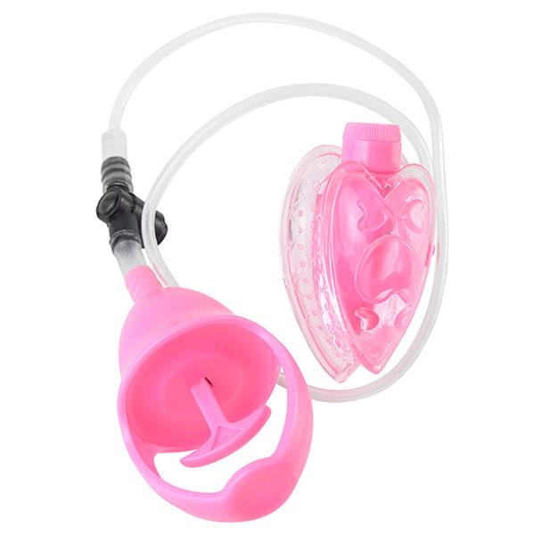 """dd44562 - Помпа для вагины """"FF Vibrating Mini Pussy Pump"""""""