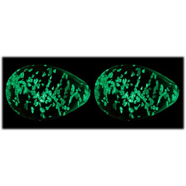 """t280472 - Вагинальные шарики """"Firefly Glass Kegel Eggs Clear"""""""