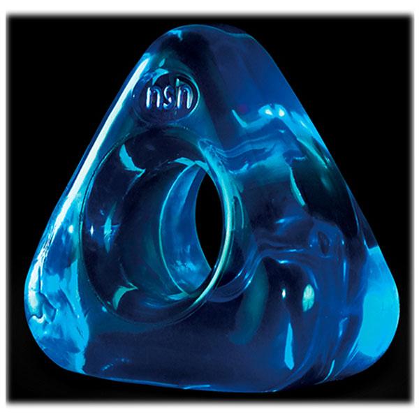 """t280582 - Эрекционное кольцо """"Renegade Junk Pusher Blue"""""""