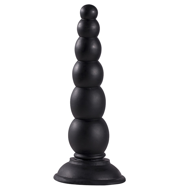 "dd20713 - Анальный стимулятор ""Beaded Probe Black"""