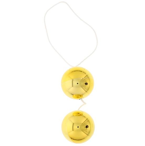 """dd50482 - Вагинальные шарики """"Vibratone Duo Balls"""""""