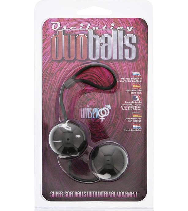"""dd50502 - Вагинальные шарики """"Marbilized Duo Balls"""""""
