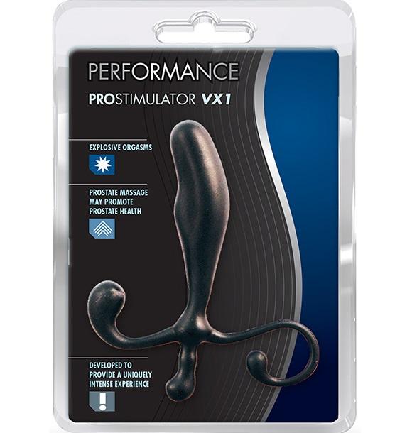 "t330536 - Массажер простаты ""Performance Prostimulator VX1"""