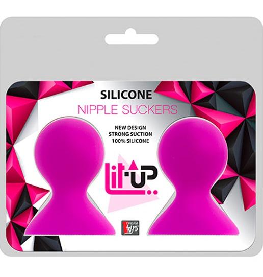 "dd21163 - Массажеры для груди ""Silicone Niple Suckers"""