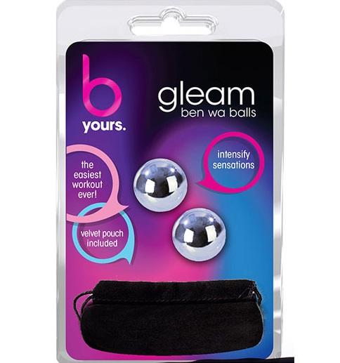 """t330736 - Вагинальные шарики """"B Yours Gleam Kegel Balls"""""""