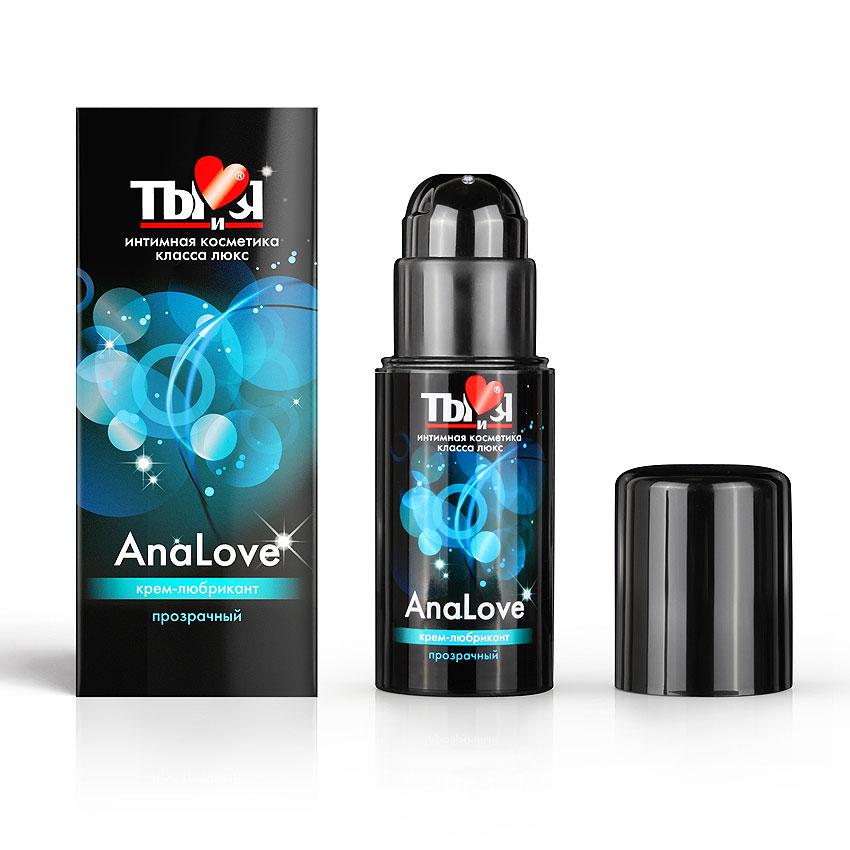 """br10990 - Анальная смазка """"AnaLove"""", 20 ml"""