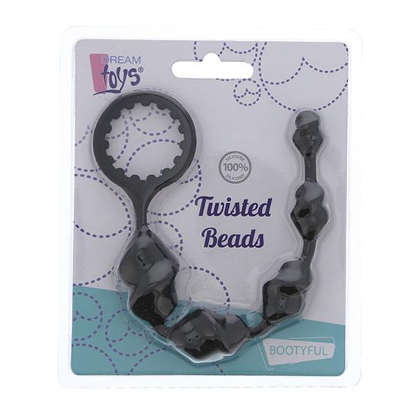 """dd21493 - Анальная цепочка """"Bootyful Twisted Beads"""""""
