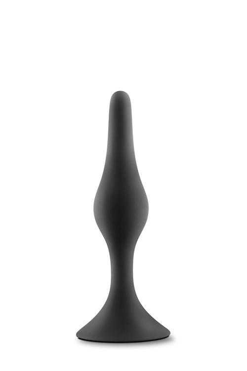 "t331144 - Анальная пробка ""Luxe Beginner Plug Small Black"""