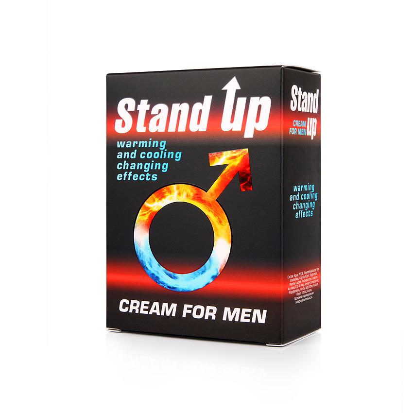 br80006 - Возбуждающий крем для мужчин