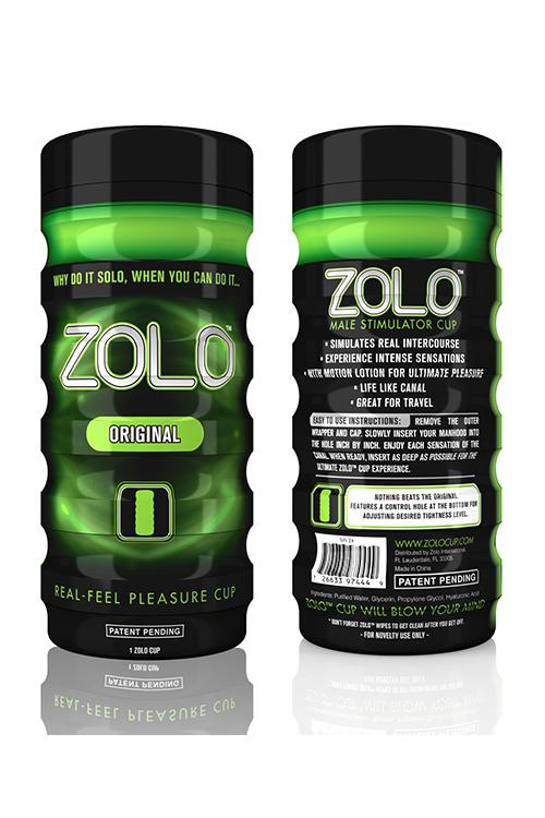 "t670007 - Мастурбатор ""Zolo Original Cup"""