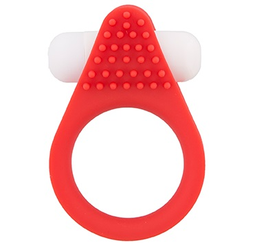 "dd21155 - Эрекционное кольцо ""Lit-Up Silicone Stimu Ring 1"""