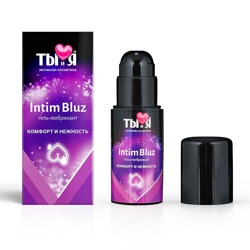 """br10975 - Анальная смазка """"Intim Bluz"""", 20 ml"""