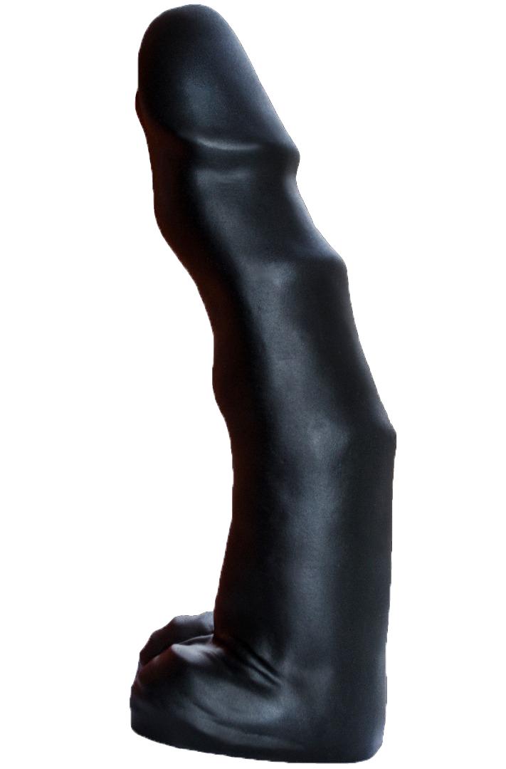 ru927800 - ru927800 Фаллоимитатор-супергигант TYRANT черный