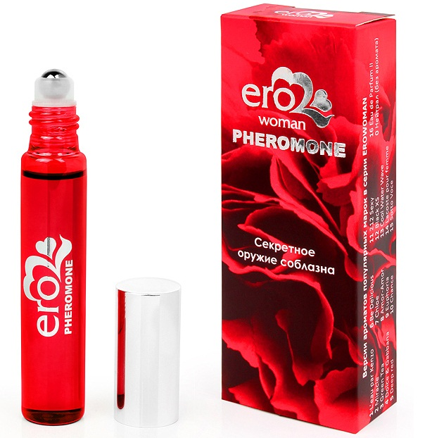 """br22096 - Духи с феромонами """"Erowoman #0 - Нейтрал"""", 10 ml"""