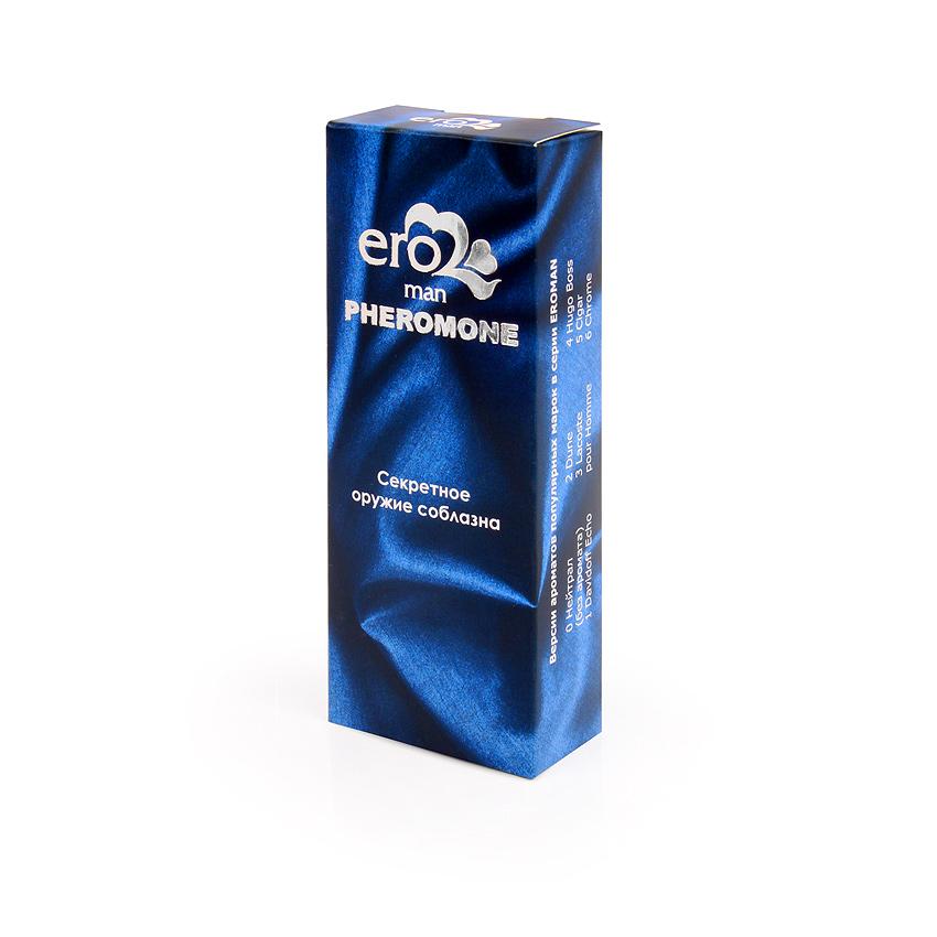 """br22114 - Духи с феромонами """"Eroman"""", 10 ml"""