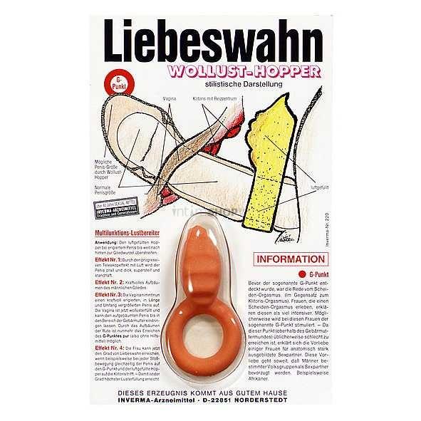 "i220 - Эрекционное кольцо ""Liebeswahen"""
