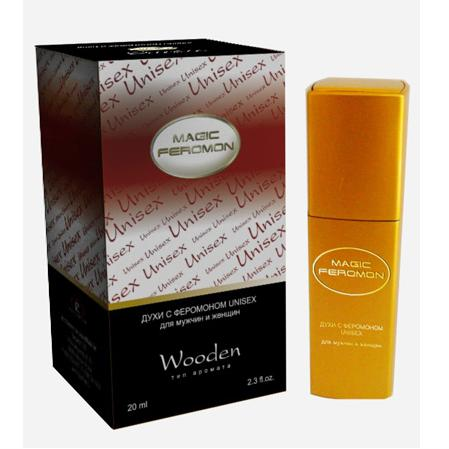"rp00165 - Духи с феромонами ""Magic Feromon - Wooden"" унисекс, 20 ml"