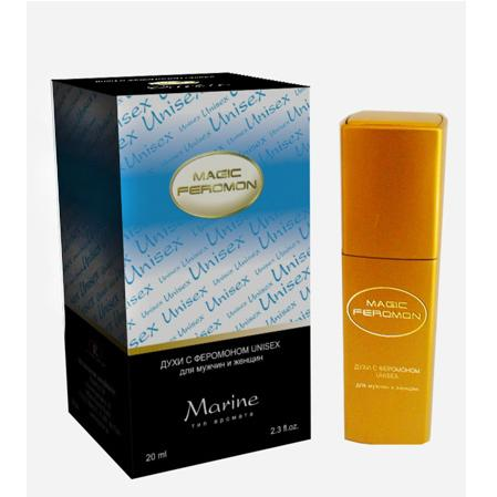 "rp00163 - Духи с феромонами ""Magic Feromon - Marine"" унисекс, 20 ml"