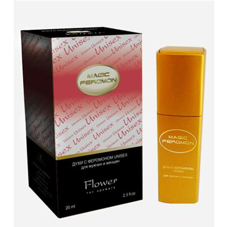 "rp00161 - Духи с феромонами ""Magic Feromon - Flower"" унисекс, 20 ml"