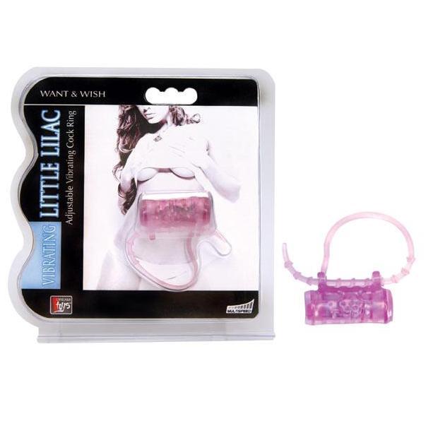 """dd20165 - Эрекционное кольцо """"Little Lilac"""""""