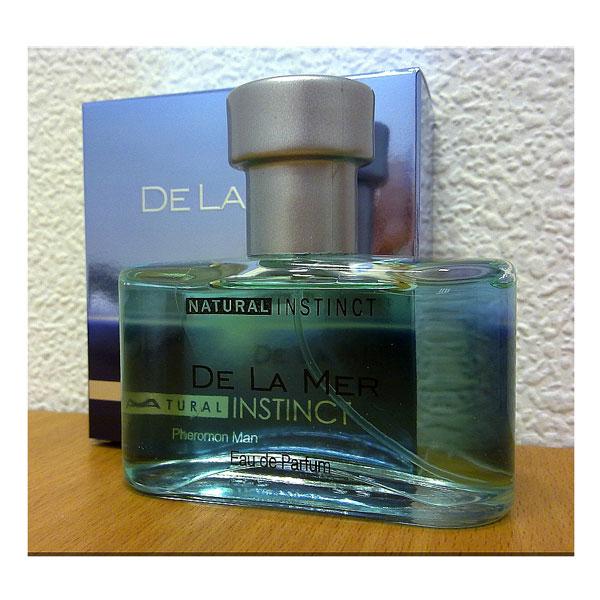 "pp00095 - Духи с феромонами ""De La Mer"" мужские, 100 ml"