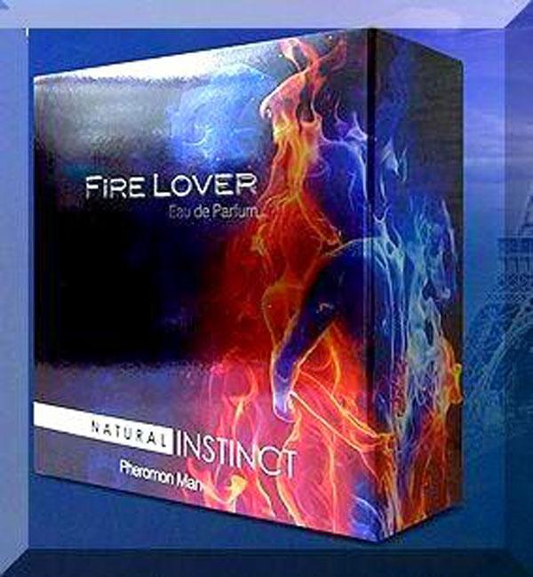 "pp00096 - Духи с феромонами ""Fire Lover"" мужские, 100 ml"