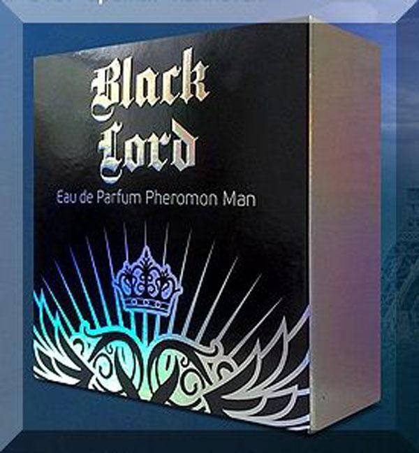 "pp00100 - Духи с феромонами ""Black Lord"" мужские, 100 ml"