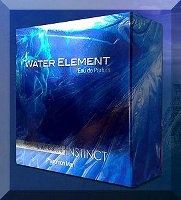 "pp00097 - Духи с феромонами ""Water Element"" мужские, 100 ml"