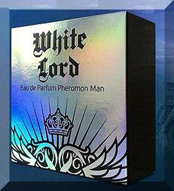 "pp00101 - Парфюмерная вода с феромонами ""White Lord"", 100 ml"